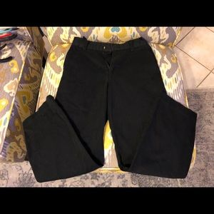 Various Bottoms - 4pk Youth Boys Size 8 Black Casual Pants